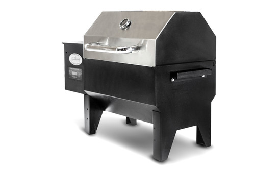 Louisiana Grills Country Smokers CS 300 SS Tailgator