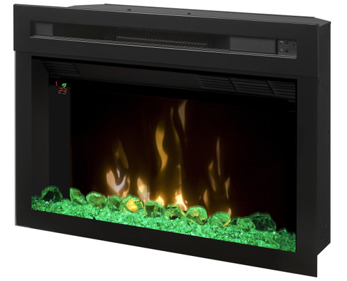 Dimplex Multifire XD Electric Firebox - Green
