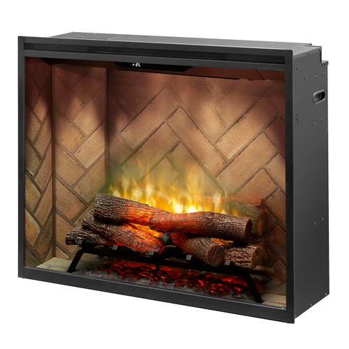"Dimplex Revillusion 36"" Portrait Built-In Electric Firebox"