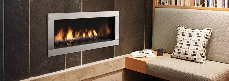 Regency Horizon® HZ30E Small Gas Fireplace - Embers ... on Embers Fireplaces & Outdoor Living id=29538