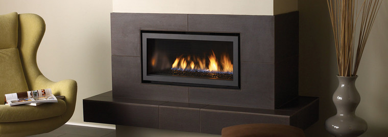 Regency Horizon® HZ30E Small Gas Fireplace - Embers ... on Embers Fireplaces & Outdoor Living id=58362