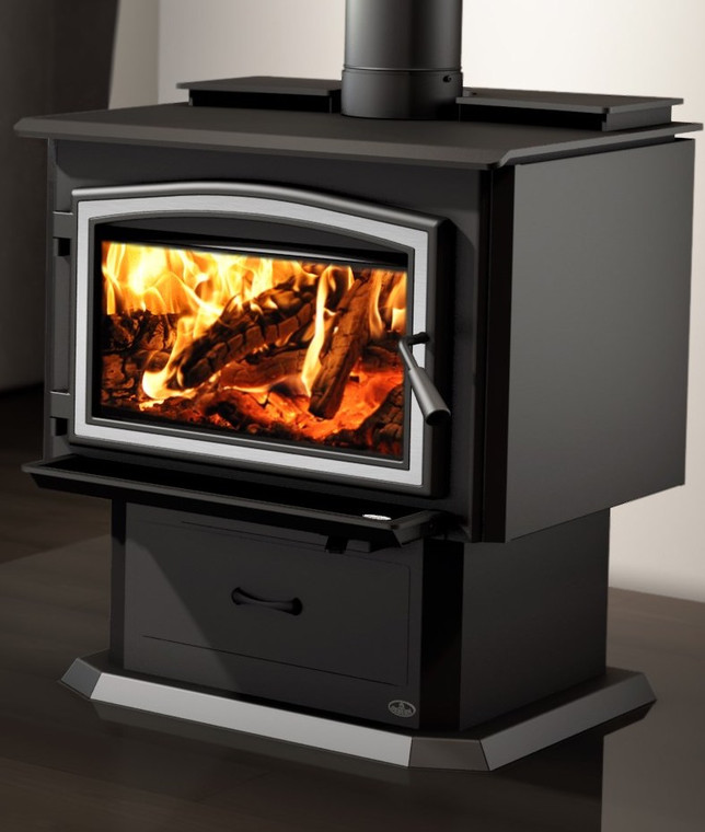 Buy Osburn 3500 Wood Stove With Blower Ob03500 Embers Living