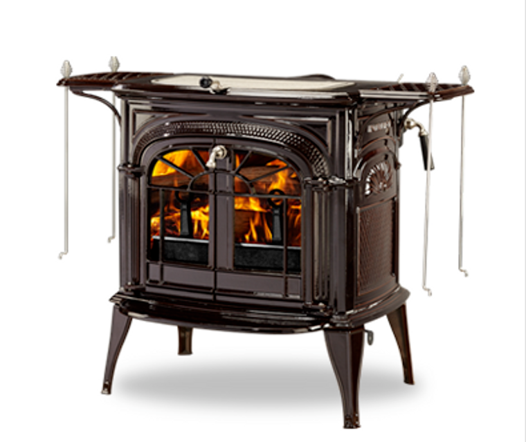 Vermont Castings - Intrepid FlexBurn Wood Stove