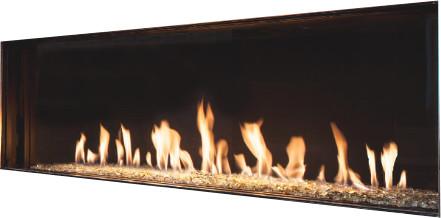Flare Front Modern Frameless Fireplace - Embers Fireplaces ... on Embers Fireplaces & Outdoor Living id=46786