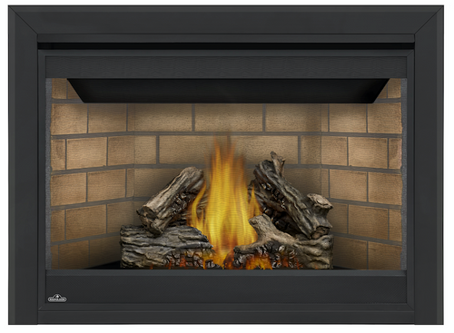 """Napoleon Ascent™ 46"""" Direct Vent Gas Fireplace - Embers ... on Embers Fireplaces & Outdoor Living id=32373"""