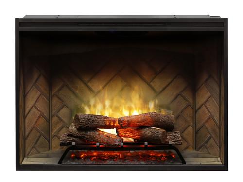 Dimplex Revillusion 42 Inch Built In Electric Firebox