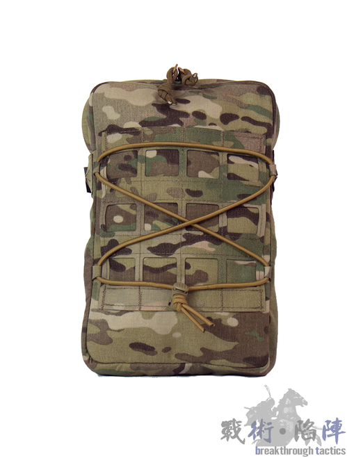 Hydration carrier fits 1L bags