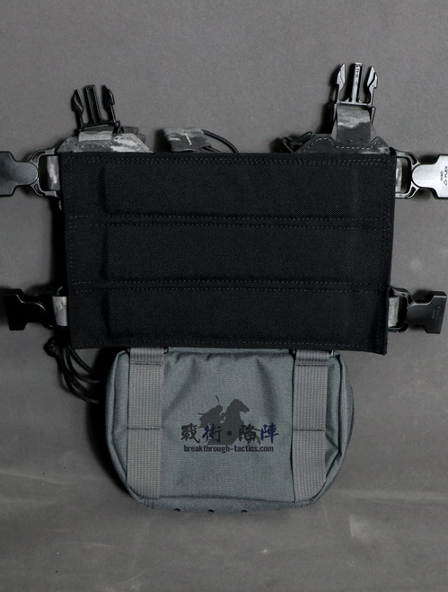 sized for panels with 6 columns of MOLLE