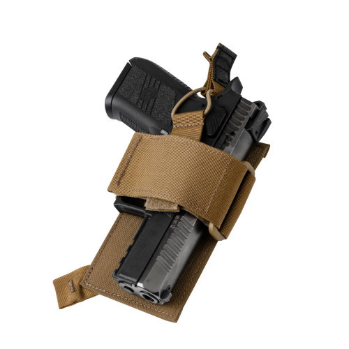 Inverted Pistol Holder Insert -Cordura