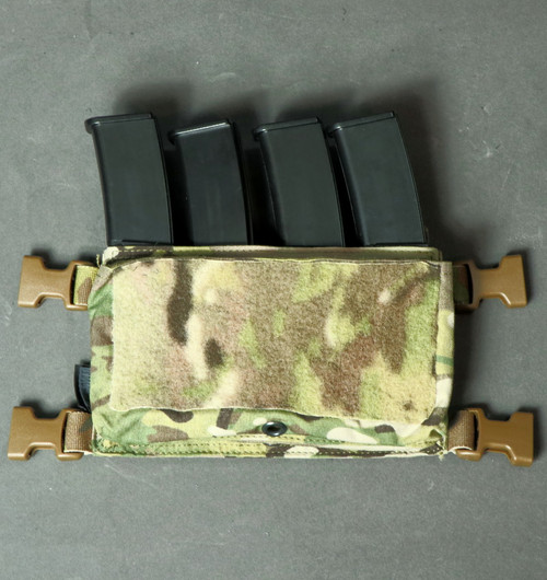 correctly sized to fit inside chest rigs! SS Style