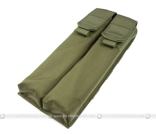 Double P90 FLAP Mag Pouch (OLIVE DRAB)