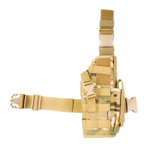 MP7 Dropleg Cordura Holster (Multicam)
