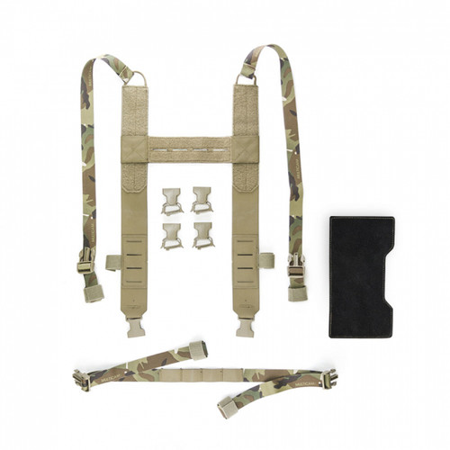 Front Flap Harness 3.0 for chest rigs and front panels