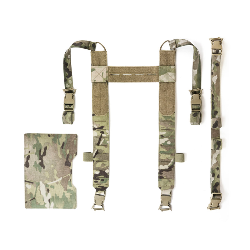 SKIRMISH Harness for chest rigs