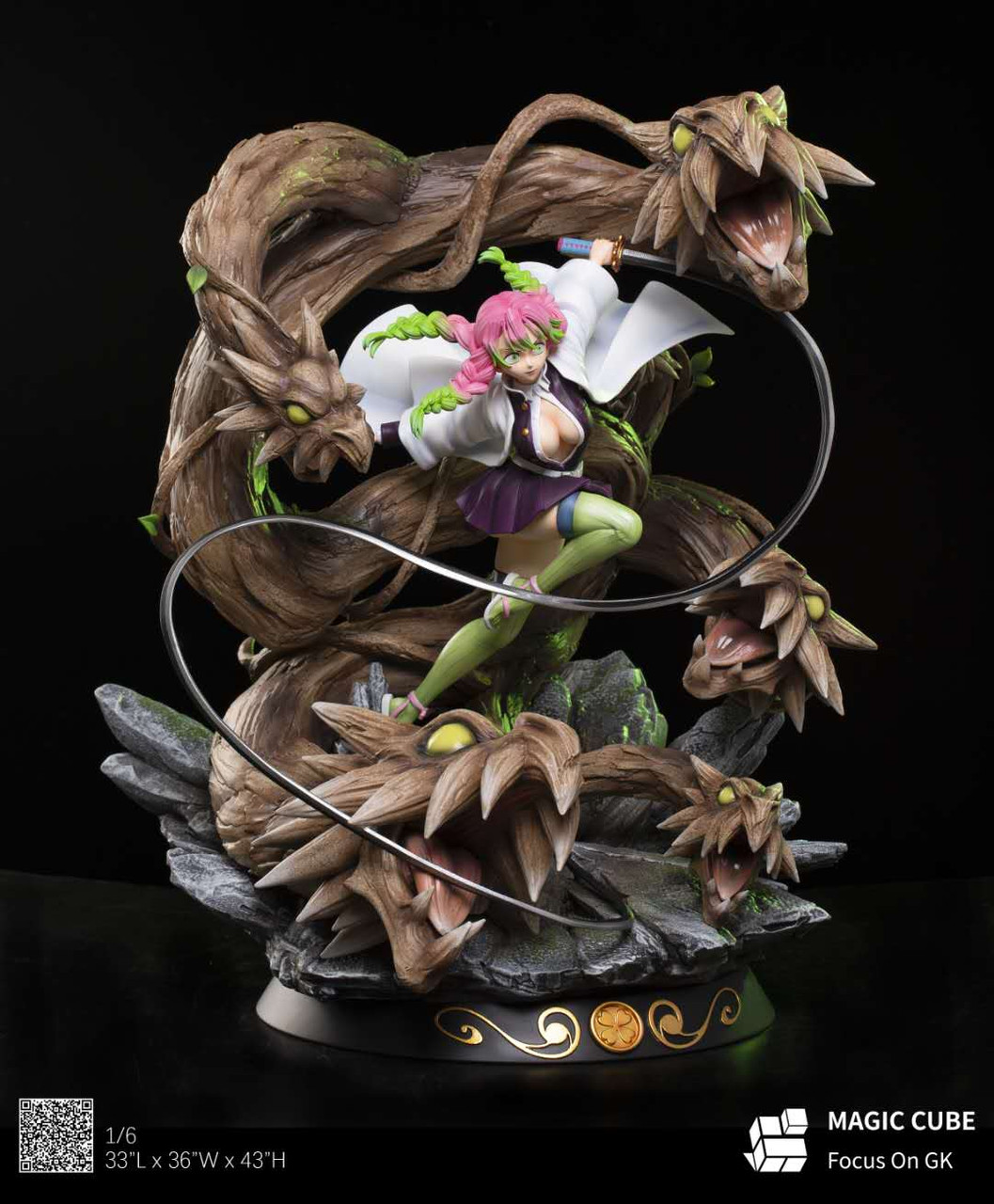 Pre Order Magic Cube Kanroji Mitsuri 1 6 Resin Statue Fnc Store Check out our mitsuri demon slayer selection for the very best in unique or custom, handmade pieces from our color shops. pre order magic cube kanroji mitsuri 1