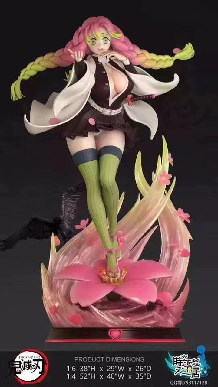 Pre Order Macros Studio Demon Slayer Kanroji Mitsuri 1 6 1 4 Resin Statue Fnc Store The demon slayer corps (鬼 (き) 殺 (さつ) 隊 (たい) kisatsutai?) is an organization that has existed since ancient times, dedicating its existence to protecting humanity from demons. macros studio demon slayer kanroji