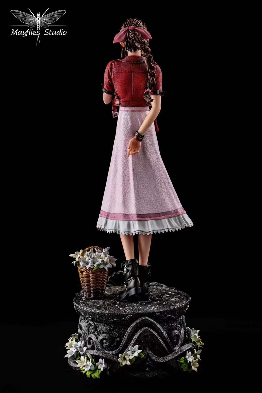 Pre Order Mayflies Studio Aerith Gainsborough 1 4 Scale Resin Statue Fnc Store