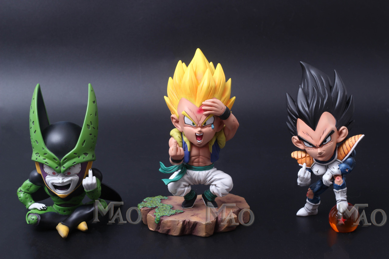 Dragonball resin statue MAO studio Freezar figures free shipping