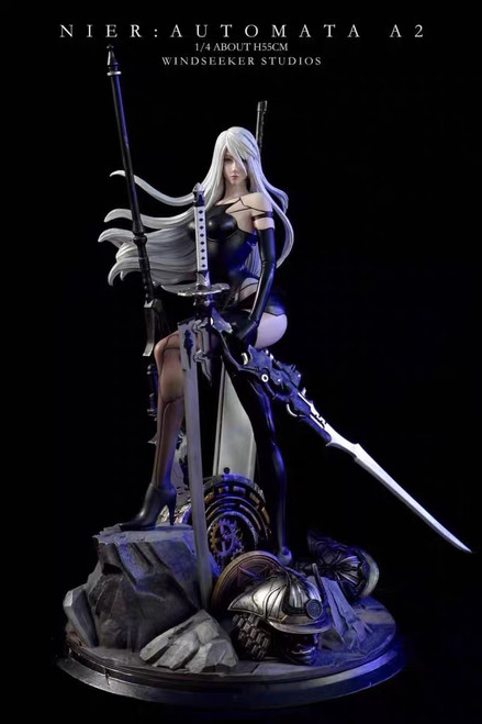 【Pre-order】 NieR Automata WD  A2  1:4 resin statue