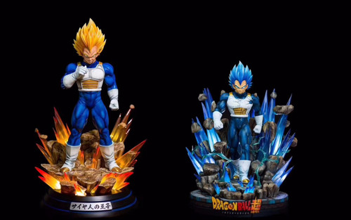 【Pre-order】 Temple studio  SSGSS Vegeta   resin statue 1:6 scale