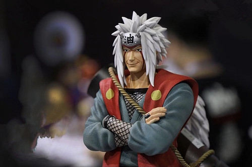 【Per-Order】Best Hero-studio Jiraiya  resin statues 1:4 scale