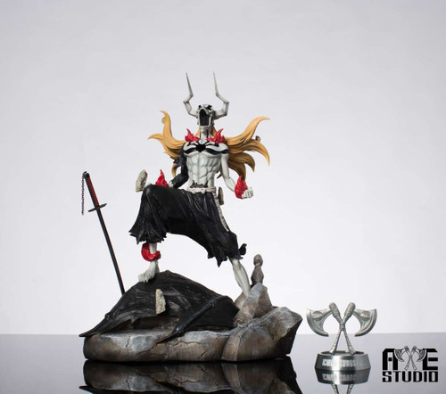 【IN-STOCK】AXE studioKurosaki ichigo  resin statue scale 1:5