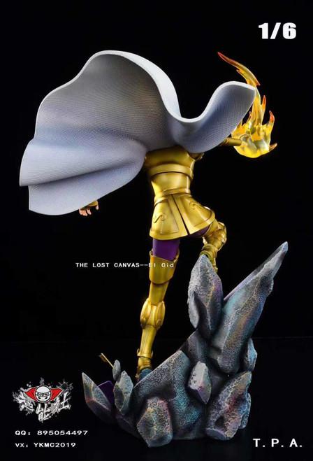 【Per-Order】T.P.A-Studios THE LOST CANVAS El Cid  resin statues  1:6 Scale