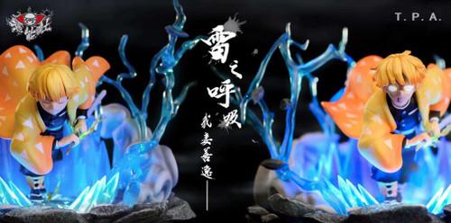 【Pre-order】T.P.A-studios Demon Slayer Agatsuma Zenitsu resin statue