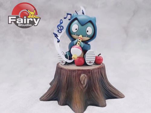 【Per-Order】Fairy -studio & Fantasy -studio  Snorlax  resin statues