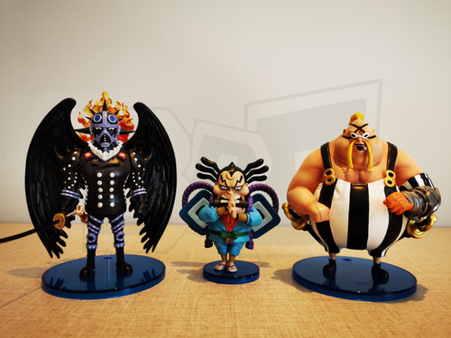 【Per-Order】Bigbig Family WCF  Wano  Country  resin statues
