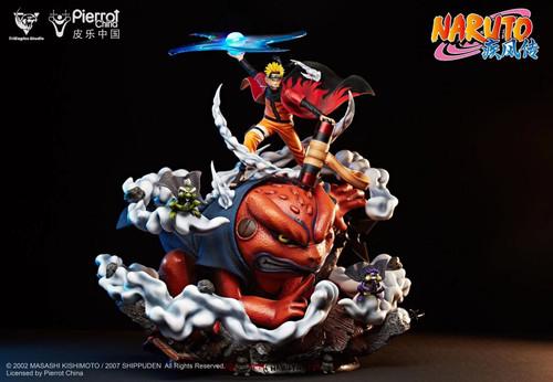 【Pre-order】TriEagles  Studio Licensed  Naruto