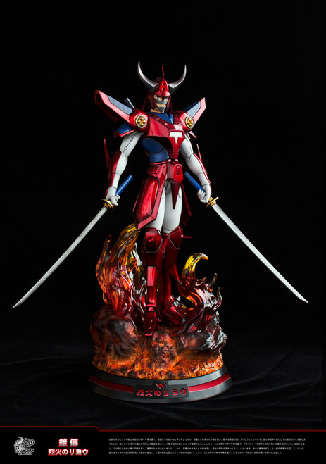 【IN-STOCK】FOC STUDIO YoroiDen-Sam  Sanada Ryo resin figure SHCC VERISON