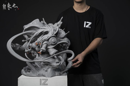 【IN-STOCK】IZ studio Jiraya 1:6  huge resin statue