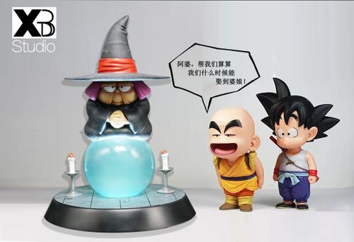 【IN-STOCK】XBD-Studio Uranai Baba resin toy FREE SHIPPING