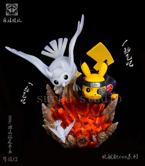 【Pre-order】Surge   studio  Deidara pikachu resin statue