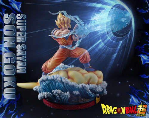 【Pre-order】  MQ studio Dragon Ball  Goku  resin statue
