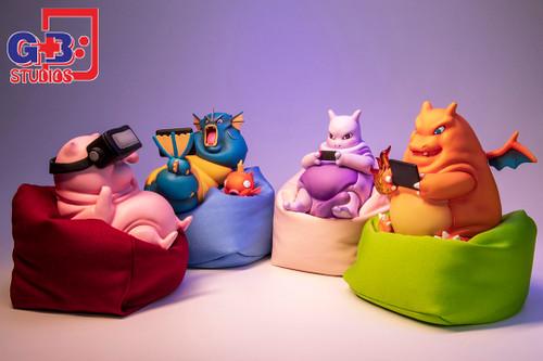 【Pre-order】GB STUDIOS Pokemon resin toys