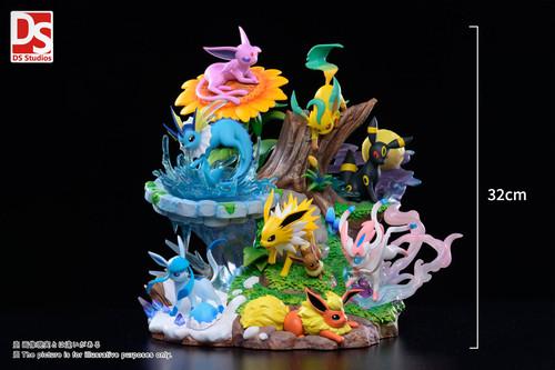 【Pre-order】DS studio Eevee   resin statue