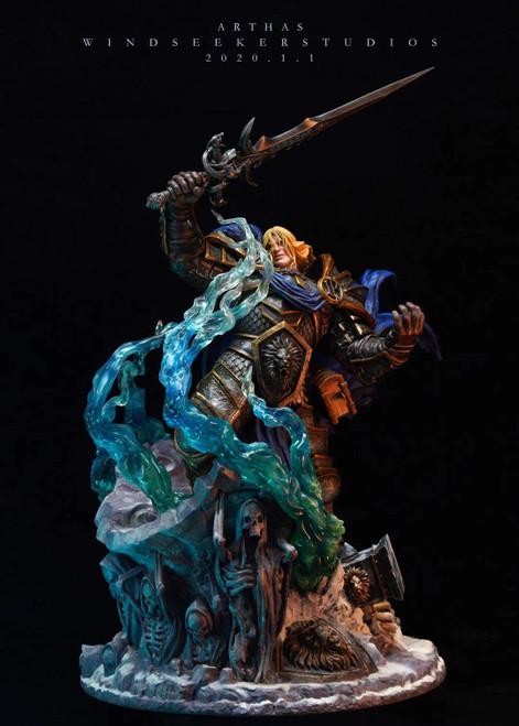 【Pre-order】WINDSEEKER Studio  Arthas   resin statue