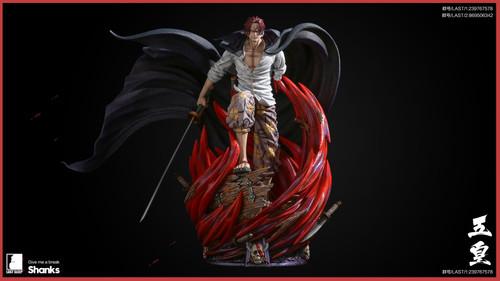 【Pre-order】 LAST SLEEP Studio SHANKS 1/4 &1/6 Scale  resin statue