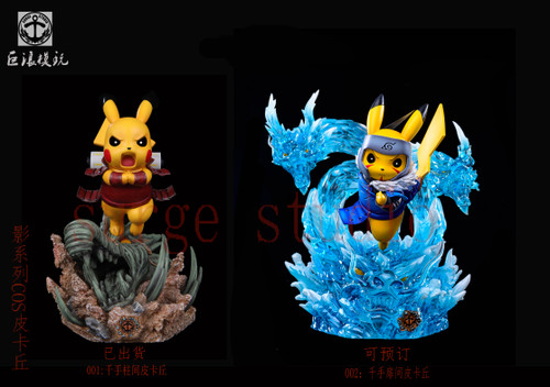 【PRE-ORDER】Surge studio Senju Tobirama pikachu resin statue