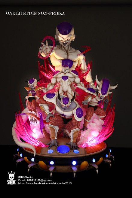 【PRE-ORDER】SHK—Studio  Frieza resin statue