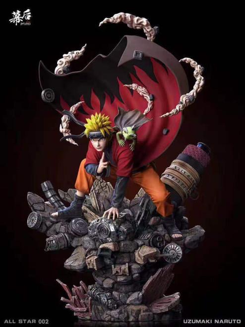 【Pre-order】M.H-Studio  Naruto    resin statue