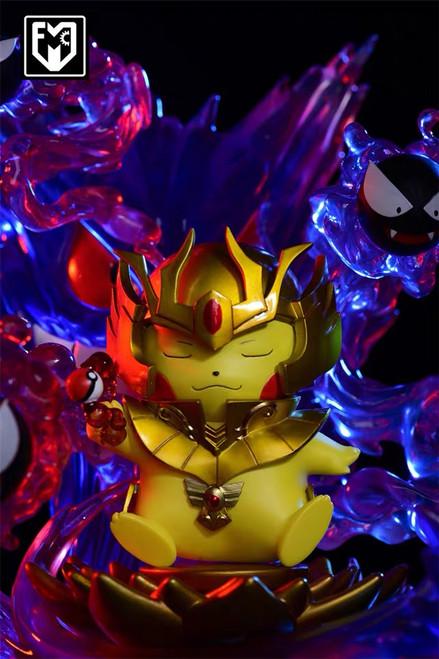 【PRE-ORDER】MFC  Gold Saint  pikachu  resin statue