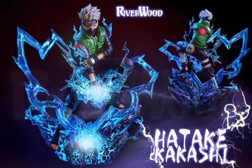 【Pre-order】RiverWood-Studio  NARUTO  Kakashi  resin statue