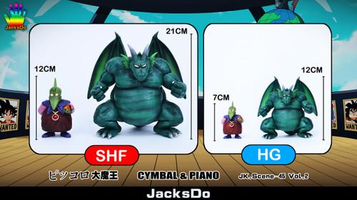 SHF and HG