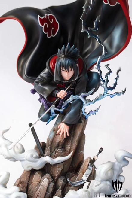 【Pre-order】 UP Art studio & MINI studio  Uchiha Sasuke  resin statue