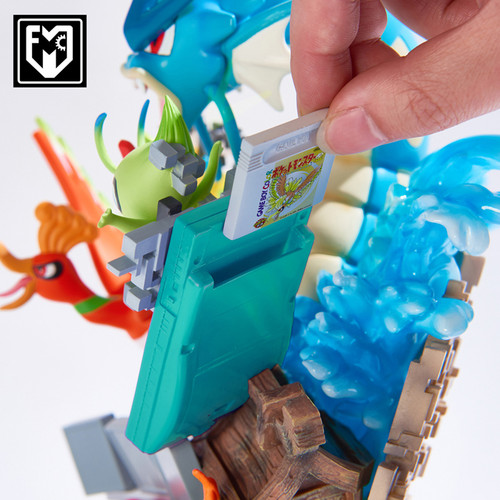 【IN-STOCK】  MFC studio Pokemon resin Figures GBA 002