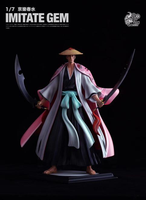 【Pre-order】FOC  Studio Kyoraku Shunsui   resin statue