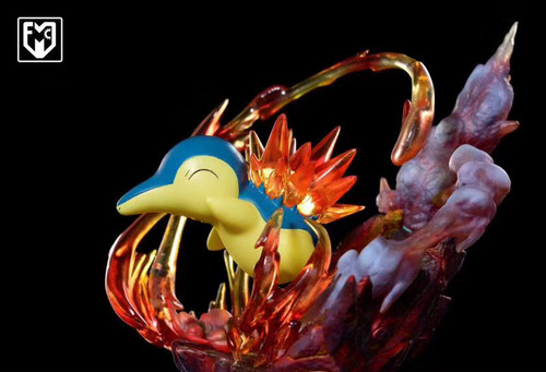 【Pre-order】MFC  Studio Pokémon Cyndaquil resin statue